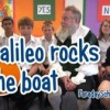 Galileo rocks the boat