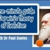 A one-minute guide to Darwin's theory of evolution
