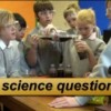 A science question