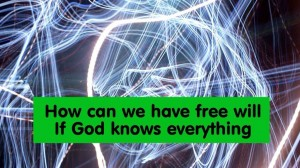 The existence of free will?