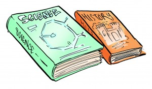 ScienceAndHistoryBook