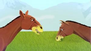 horse evo